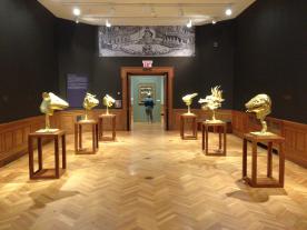 Ai Wei Wei exhibit