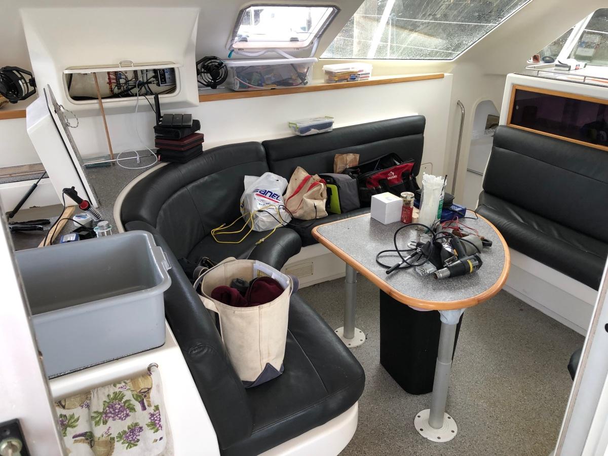 A Clean(er) Boat
